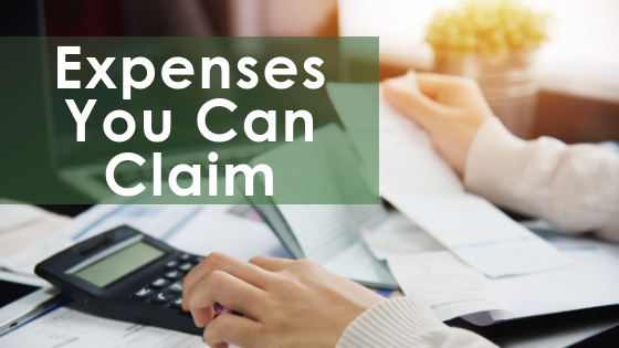 Home Based Business – What Expenses Can You Claim?